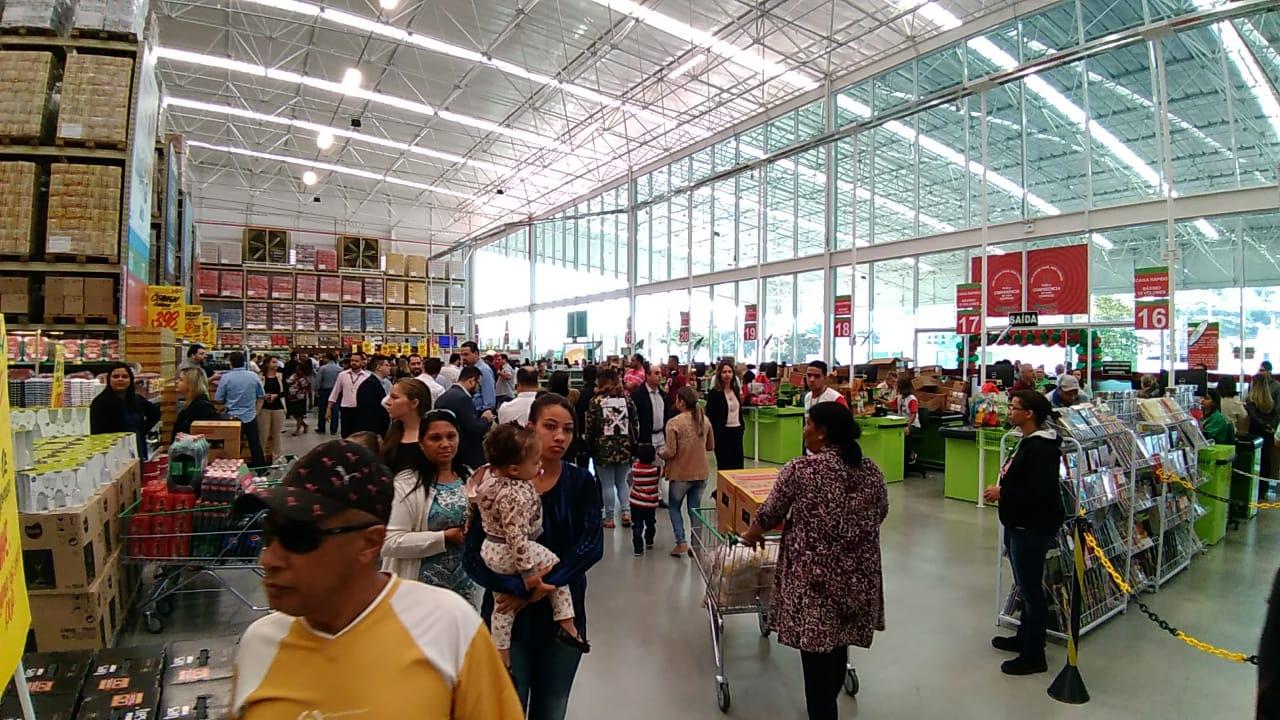 Mart Minas inaugura loja em Itaúna nesta manhã; confira
