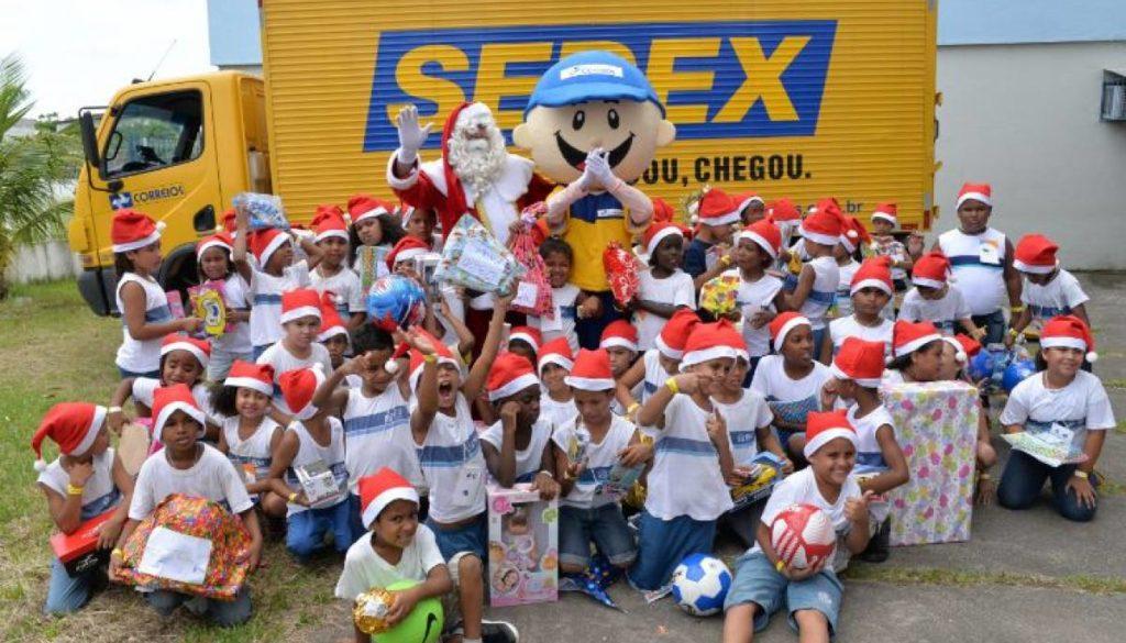 Campanha Papai Noel dos Correios começa nesta terça (6)