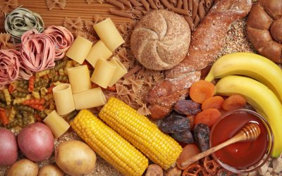 Alimentos ricos em carboidratos engordam?