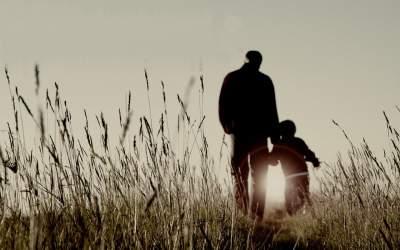 Ser pai pode ser um ato de coragem