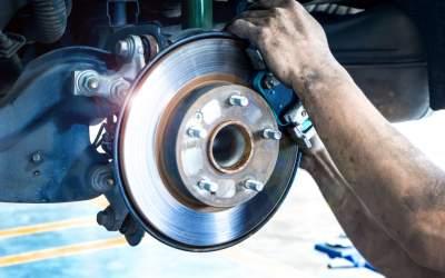 Cuidados permitem que os freios apresentem bom funcionamento