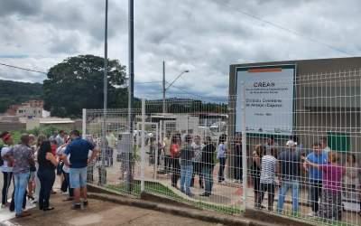 Sede do CREAS é inaugurada no Bairro de Lourdes em Itaúna