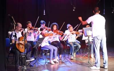 Teatro Sílvio de Matos tem mais uma edição do espetáculo Usina da Música