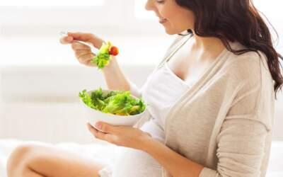 Alimentação na gestação e amamentação