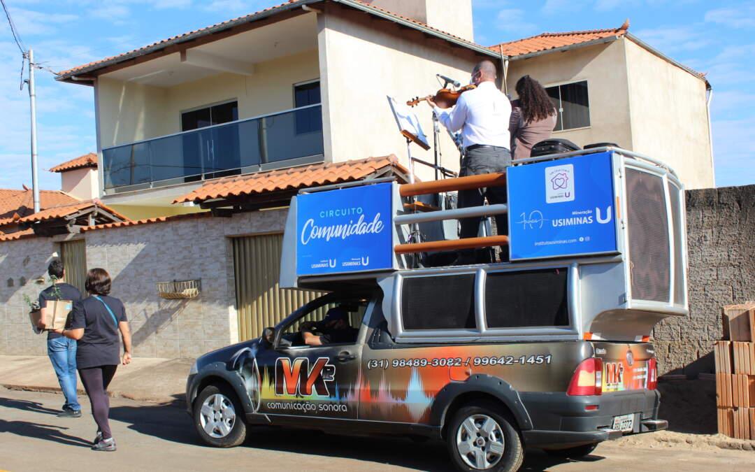 Circuito Comunidade é realizado neste domingo em Itatiaiuçu