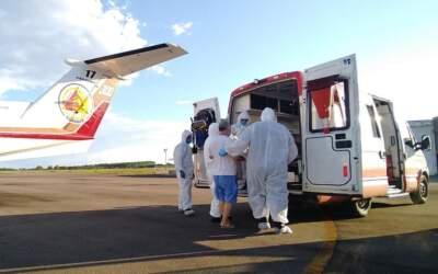 Hospitais do Centro-Oeste já receberam mais de 40 pacientes transferidos