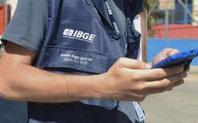 IBGE abre concursos para o Censo com vagas em Itaúna e região