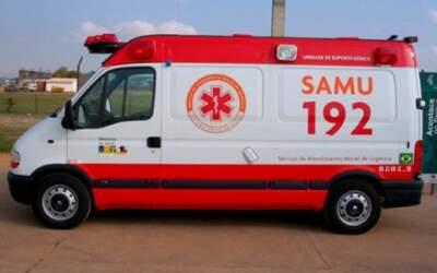 Jovem fica ferido em acidente de carro em Itaúna