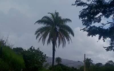 Fim de semana será com pancadas de chuva e umidade