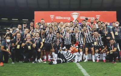 Atlético conquista Campeonato Mineiro