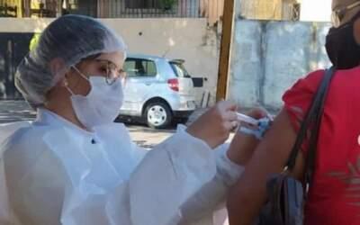 Saúde convoca todos acima de 18 anos para se imunizarem contra a Covid
