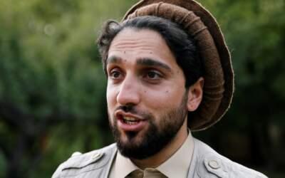 Ahmad Massoud, pode se tornar líder da resistência ao Talibã