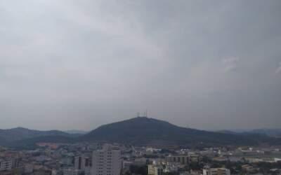 Região continua com tempo seco, calor e sem chuva