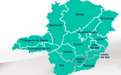 Todas as regiões do estado seguem na Onda Verde