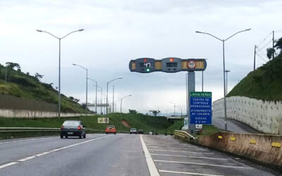 598 novos radares serão instalados em Minas
