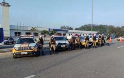 Polícias iniciam operação nas estradas